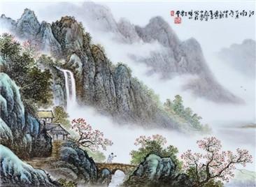 王昌彪 | 清明旷达,质朴无华