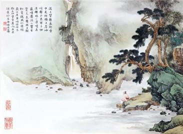 【艺术·技法】邓幼堂笔下的火狐体育手机官网山水