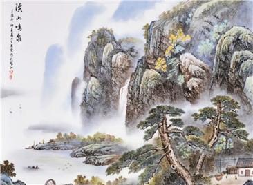 【艺术·品味】王昌虎笔下的山水